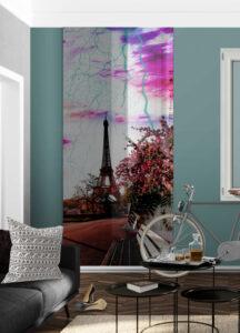 panel szklany salon eifla